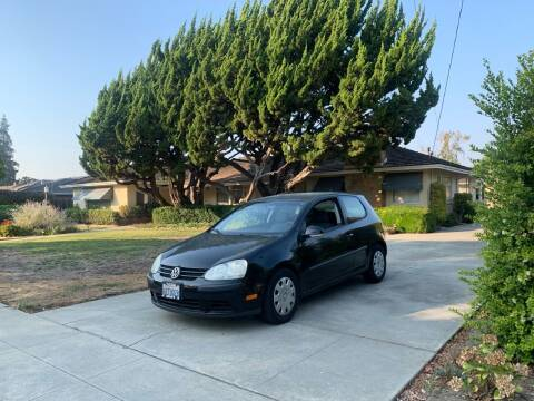 2009 Volkswagen Rabbit for sale at Blue Eagle Motors in Fremont CA