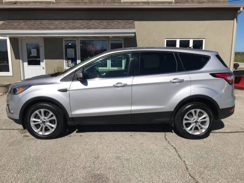 2017 Ford Escape for sale at DOOR PENINSULA SALES & STORAGE LTD in Sturgeon Bay WI