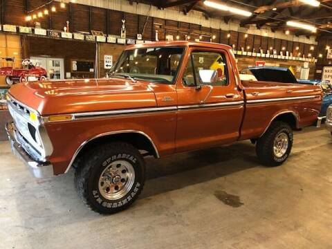 1977 Ford F-150 for sale at Route 40 Classics in Citrus Heights CA