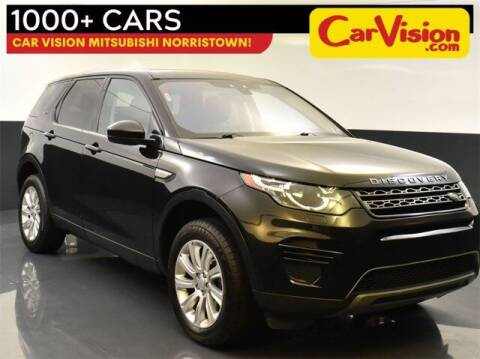 2017 Land Rover Discovery Sport for sale at Car Vision Buying Center in Norristown PA