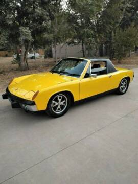 1973 Porsche 914 for sale at Classic Car Deals in Cadillac MI