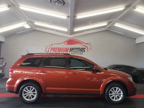 2014 Dodge Journey for sale at Premium Motors in Villa Park IL