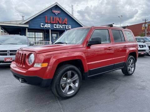 2016 Jeep Patriot for sale at LUNA CAR CENTER in San Antonio TX