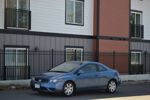 2008 Honda Civic for sale at Skyline Motors Auto Sales in Tacoma WA