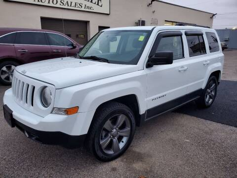 2014 Jeep Patriot for sale at Greenville Auto Sales in Warwick RI