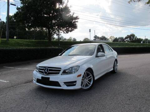 2014 Mercedes-Benz C-Class for sale at Best Import Auto Sales Inc. in Raleigh NC
