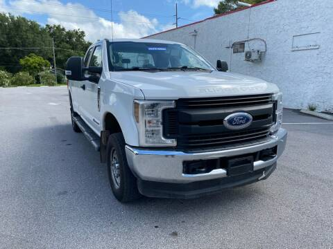 2018 Ford F-250 Super Duty for sale at LUXURY AUTO MALL in Tampa FL