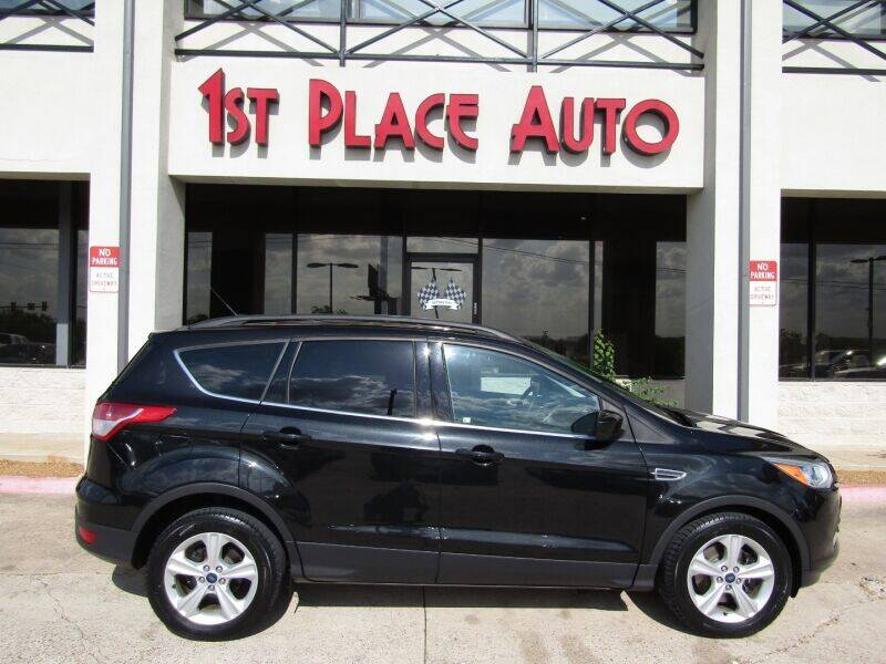 2015 Ford Escape for sale at First Place Auto Ctr Inc in Watauga TX