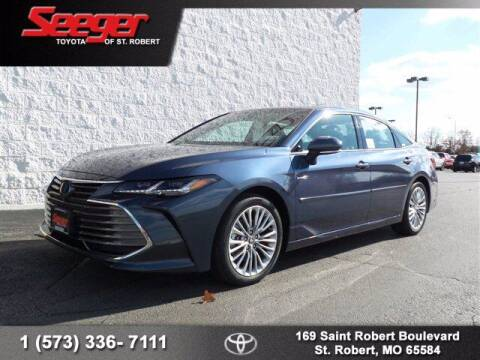 2021 Toyota Avalon Hybrid for sale at SEEGER TOYOTA OF ST ROBERT in St Robert MO