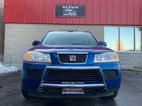 2006 Saturn Vue for sale at Alpha Motors in Chicago IL