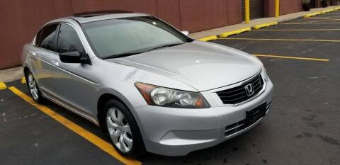 2008 Honda Accord for sale at U.S. Auto Group in Chicago IL
