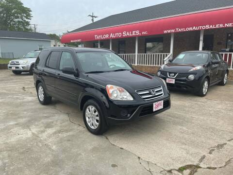 2005 Honda CR-V for sale at Taylor Auto Sales Inc in Lyman SC