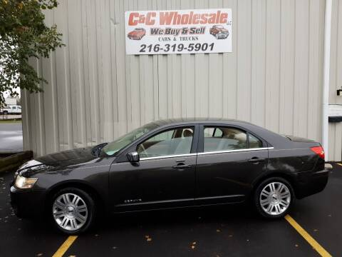 2006 Lincoln Zephyr for sale at C & C Wholesale in Cleveland OH