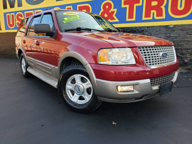 2004 Ford Expedition for sale at B & R Motor Sales in Chicago IL