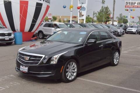 2017 Cadillac ATS for sale at Choice Motors in Merced CA