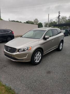 2016 Volvo XC60 for sale at DON BAILEY AUTO SALES in Phenix City AL