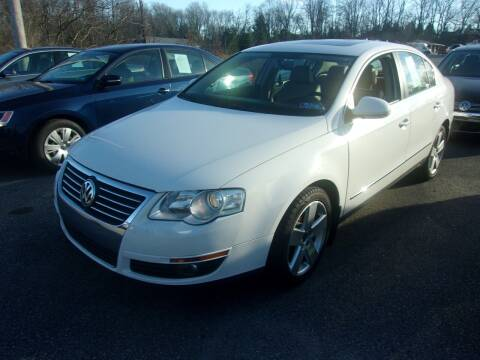 2007 Volkswagen Passat for sale at ULRICH SALES & SVC in Mohnton PA