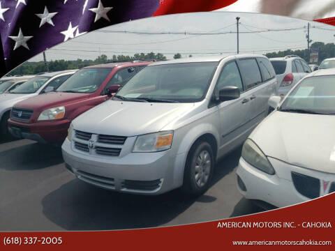 2008 Dodge Grand Caravan for sale at American Motors Inc. - Cahokia in Cahokia IL