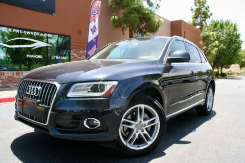 2014 Audi Q5 for sale at CK Motors in Murrieta CA