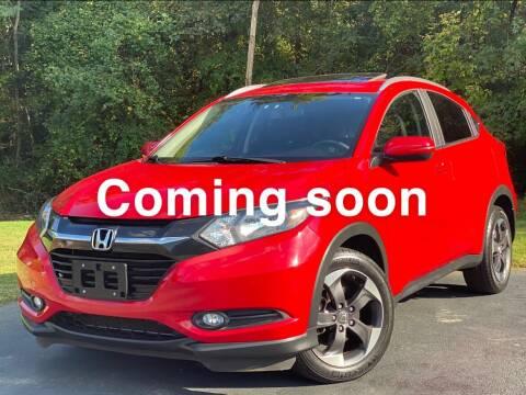 2018 Honda HR-V for sale at Sebar Inc. in Greensboro NC