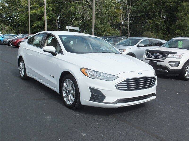 2019 Ford Fusion Hybrid for sale in Bartonsville, PA