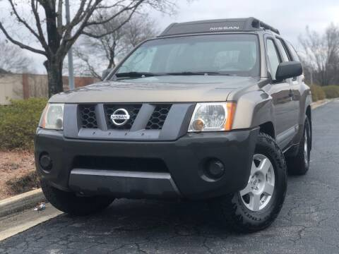 2006 Nissan Xterra for sale at William D Auto Sales in Norcross GA