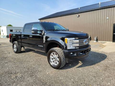 2017 Ford F-350 Super Duty for sale at J & S Auto Sales in Blissfield MI
