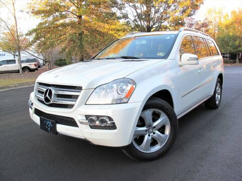 2011 Mercedes-Benz GL-Class for sale at Top Rider Motorsports in Marietta GA