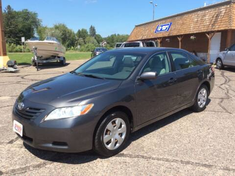 2007 Toyota Camry for sale at MOTORS N MORE in Brainerd MN
