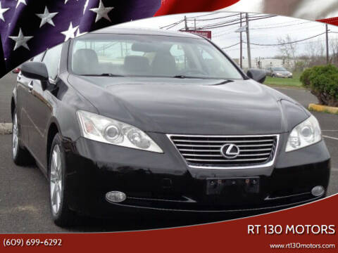 2009 Lexus ES 350 for sale at RT 130 Motors in Burlington NJ