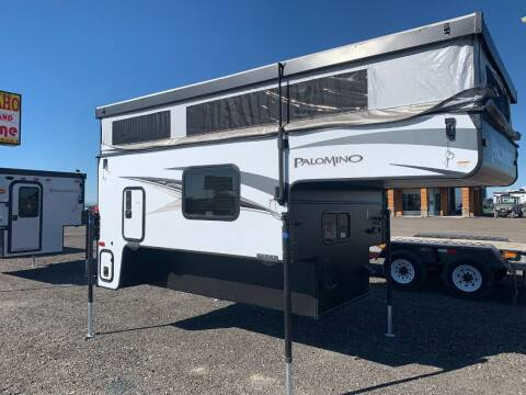 2020 Palomino SS-1500 for sale at SOUTHERN IDAHO RV AND MARINE in Jerome ID