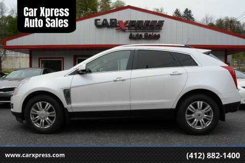 2013 Cadillac SRX for sale at Car Xpress Auto Sales in Pittsburgh PA