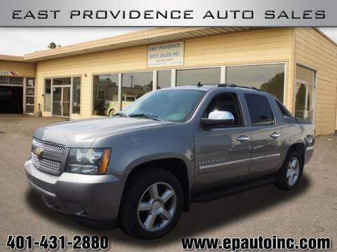 2009 Chevrolet Avalanche for sale at East Providence Auto Sales in East Providence RI