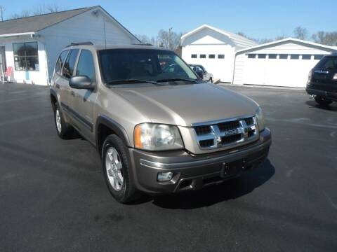 2005 Isuzu Ascender for sale at Morelock Motors INC in Maryville TN