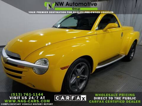 2004 Chevrolet SSR for sale at NW Automotive Group in Cincinnati OH