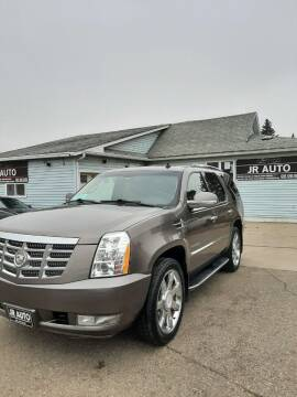2012 Cadillac Escalade for sale at JR Auto in Brookings SD