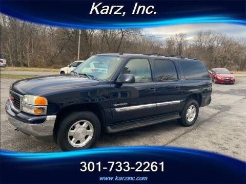 2004 GMC Yukon XL for sale at Karz INC in Funkstown MD