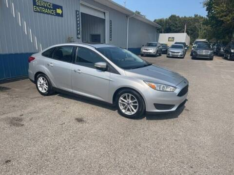 2015 Ford Focus for sale at Monster Motors in Michigan Center MI
