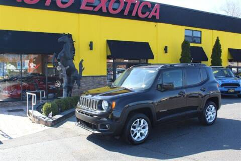 2016 Jeep Renegade for sale at Auto Exotica in Red Bank NJ