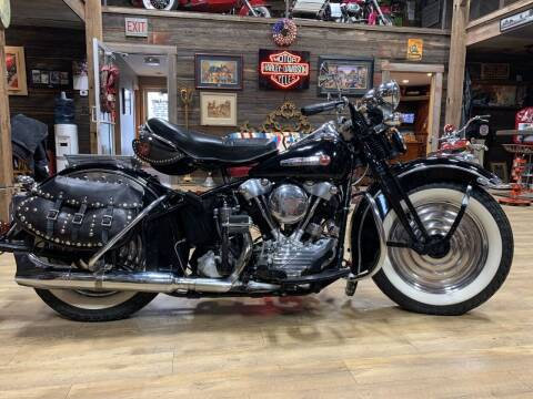 1947 Harley-Davidson FL Knucklehead for sale at Pro Auto Sales and Service in Ortonville MN
