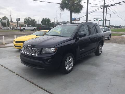 2016 Jeep Compass for sale at Advance Auto Wholesale in Pensacola FL