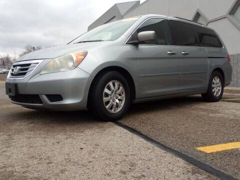 2008 Honda Odyssey for sale at Double Take Auto Sales LLC in Dayton OH