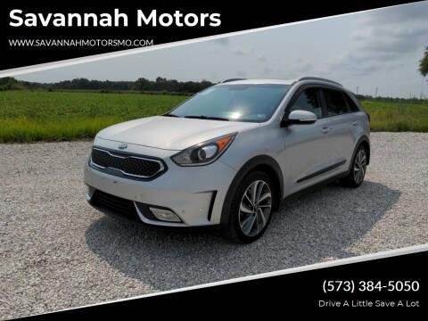 2017 Kia Niro for sale at Savannah Motors in Elsberry MO