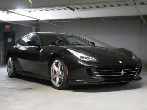 2017 Ferrari GTC4Lusso for sale at GRANITE RUN PRE OWNED CAR AND TRUCK OUTLET in Media PA