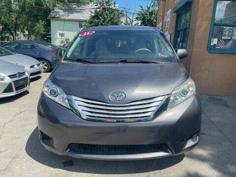 2011 Toyota Sienna for sale at Nation Auto Wholesale in Cleveland OH