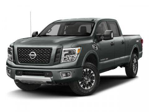 2017 Nissan Titan XD for sale at Auto Finance of Raleigh in Raleigh NC