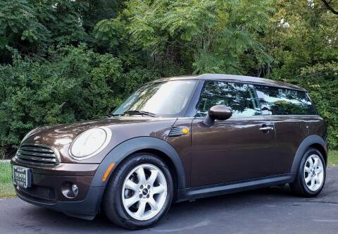 2008 MINI Cooper Clubman for sale at The Motor Collection in Columbus OH