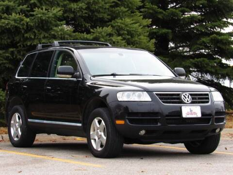 2005 Volkswagen Touareg for sale at NY AUTO SALES in Omaha NE