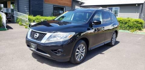 2013 Nissan Pathfinder for sale at Persian Motors in Cornelius OR
