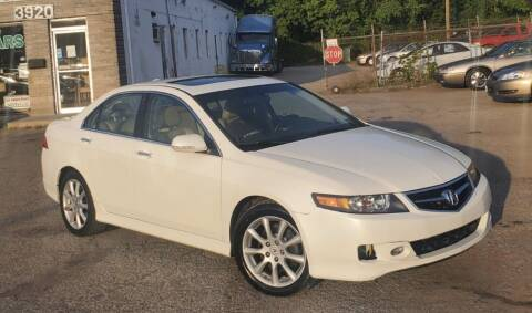 2008 Acura TSX for sale at Nile Auto in Columbus OH